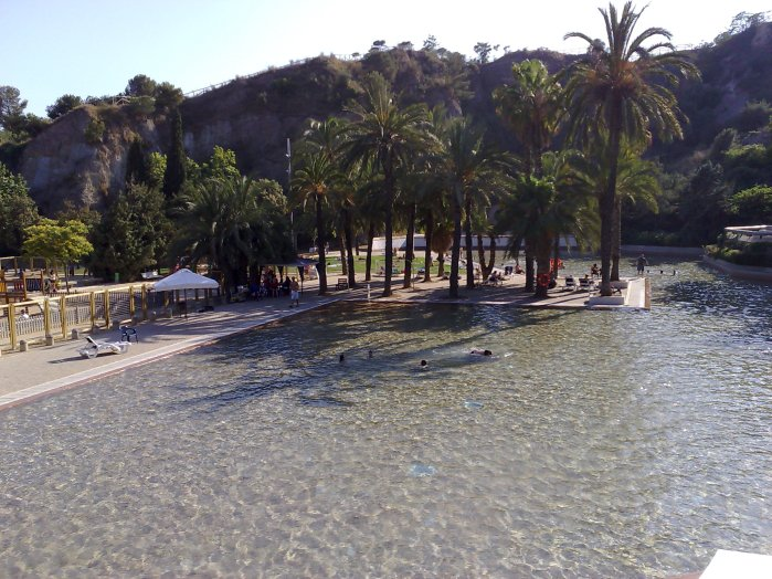 Le Parc de la Creueta del Coll, loin des foules du Parc Güell