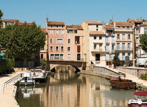 Narbonne - Le pont des marchands